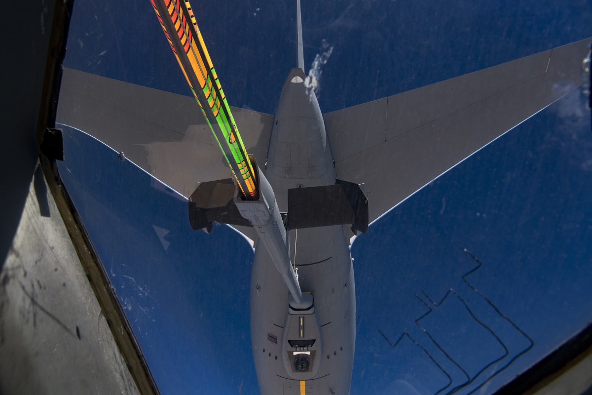 McConnell AFB Aircrew Completes First Around-the-World Flight for KC-46A Pegasus