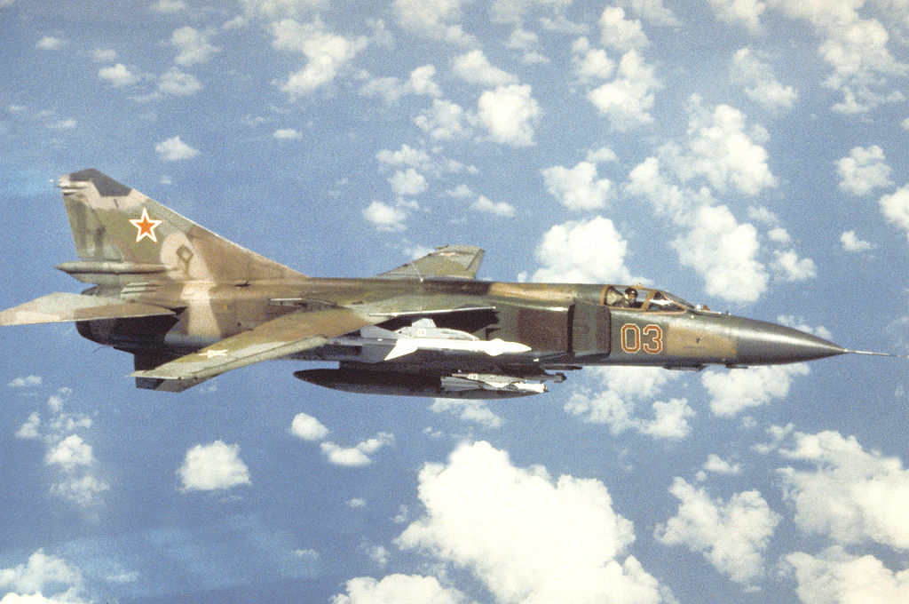 Hot Skies Over Afghanistan: That Time a Pakistani F-16 damaged a Soviet MiG-23 Attacking Targets over the Border between Afghanistan and Pakistan