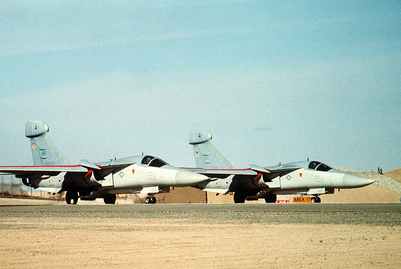 Ravenous Radiation: a quick look at the Role Played by USAF EF-111A Electronic Jamming Aircraft during Operation Desert Storm