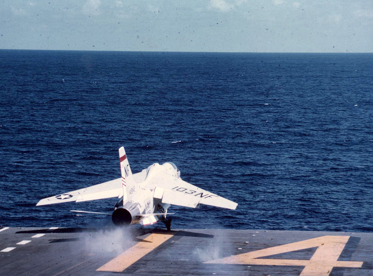The F-8 Missions Flown by Cdr Stockdale and his Crusader Pilots in Support of USS Maddox during the two Incidents in the Gulf of Tonkin