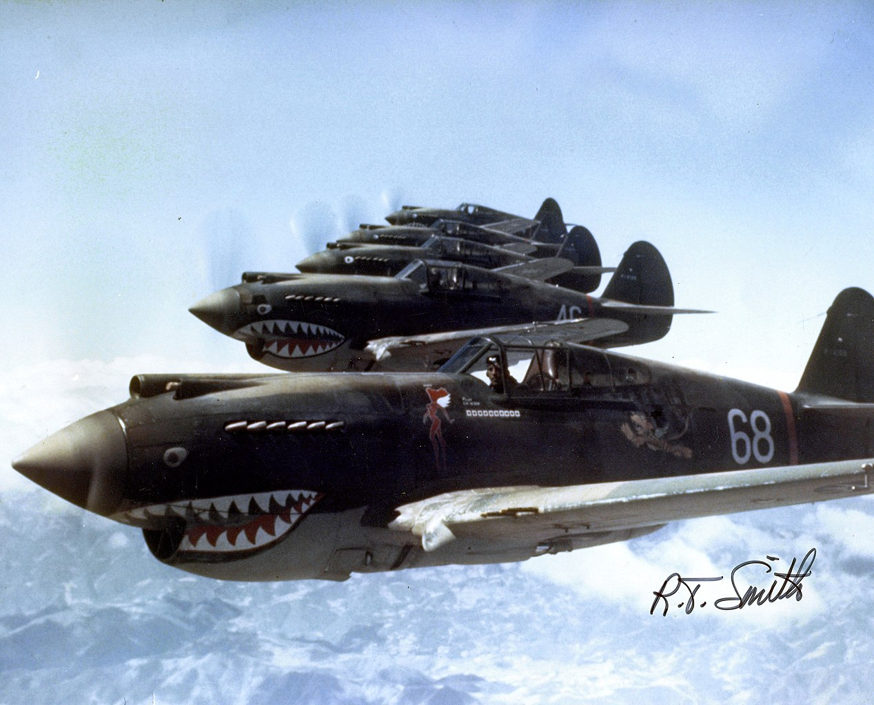 The Death of a Flying Tiger Ace: the Final Flight of Bill Reed, China's Shining Mark