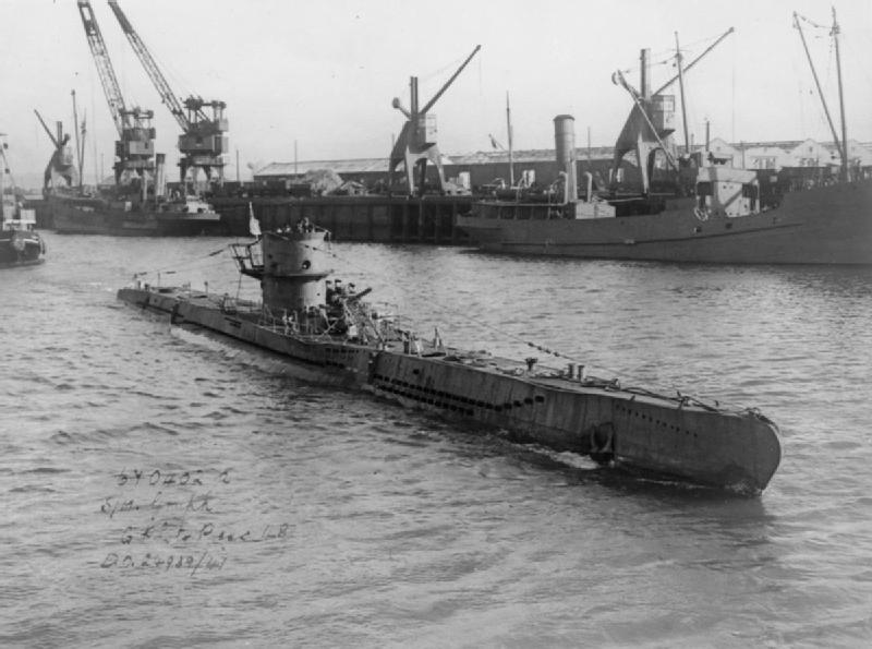 Capture of the U-570: The Story of the Only U-boat Seized solely by Aircraft
