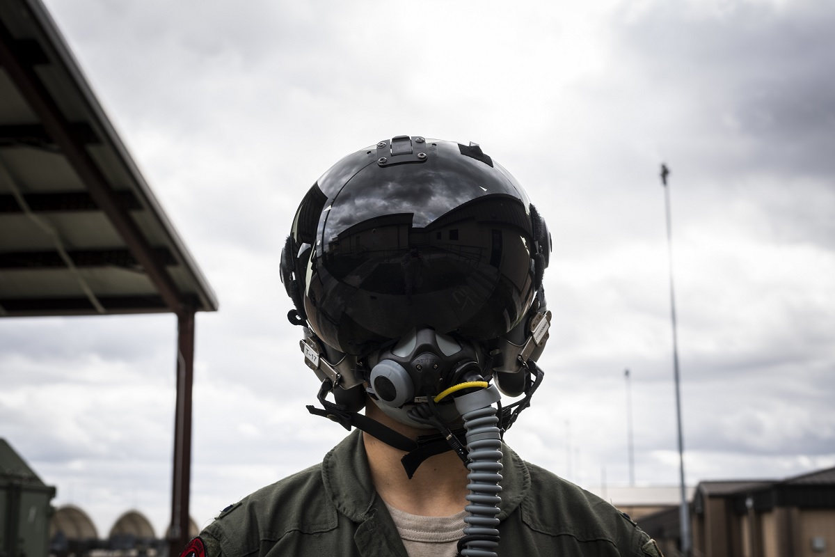 A Quick Look at 'HObIT' the How HGU-55/P Helmet Add-On that Makes the A-10 Hog More Lethal on the Battlefield