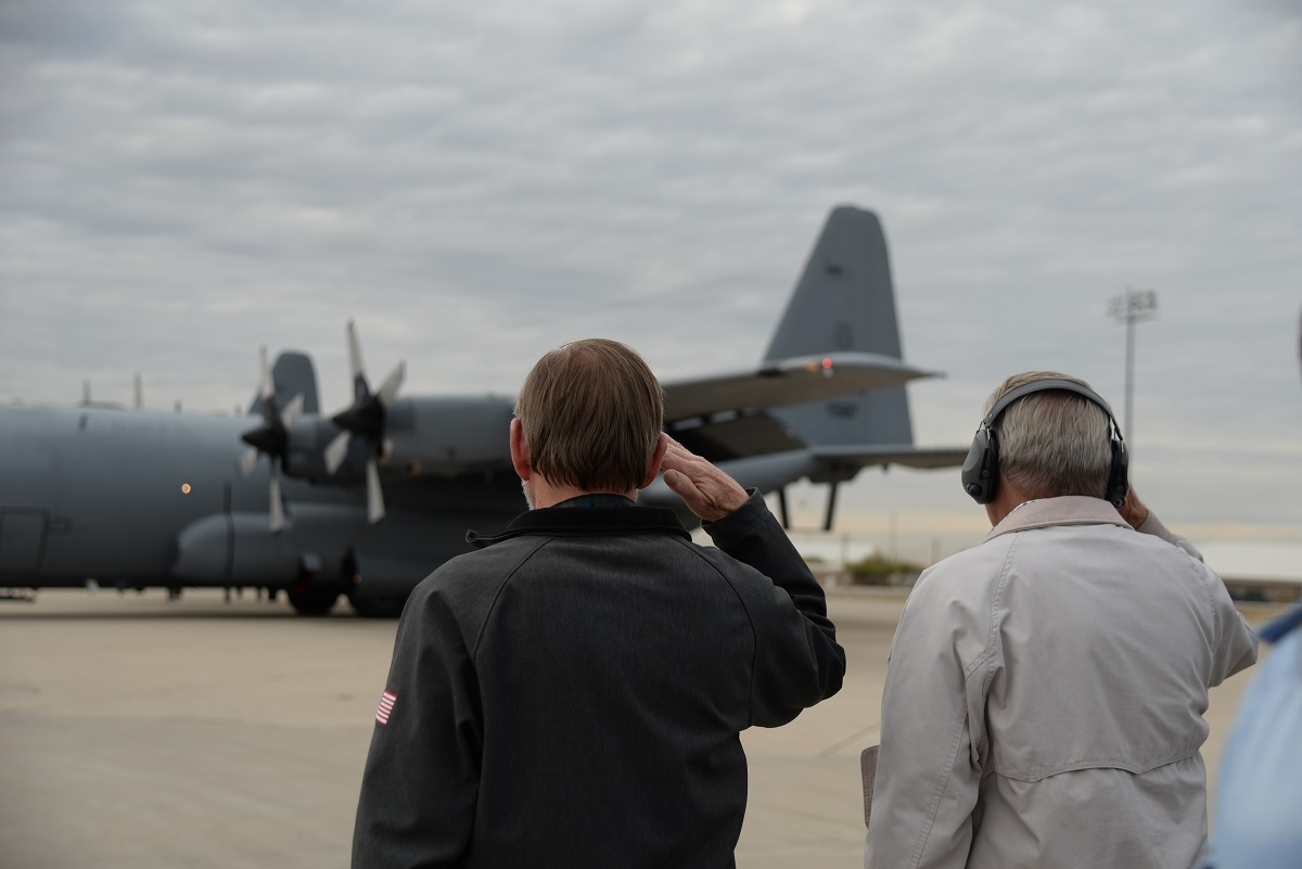 First Final Flight for Compass Call: USAF Retires its first Specially Modified EC-130H Aircraft