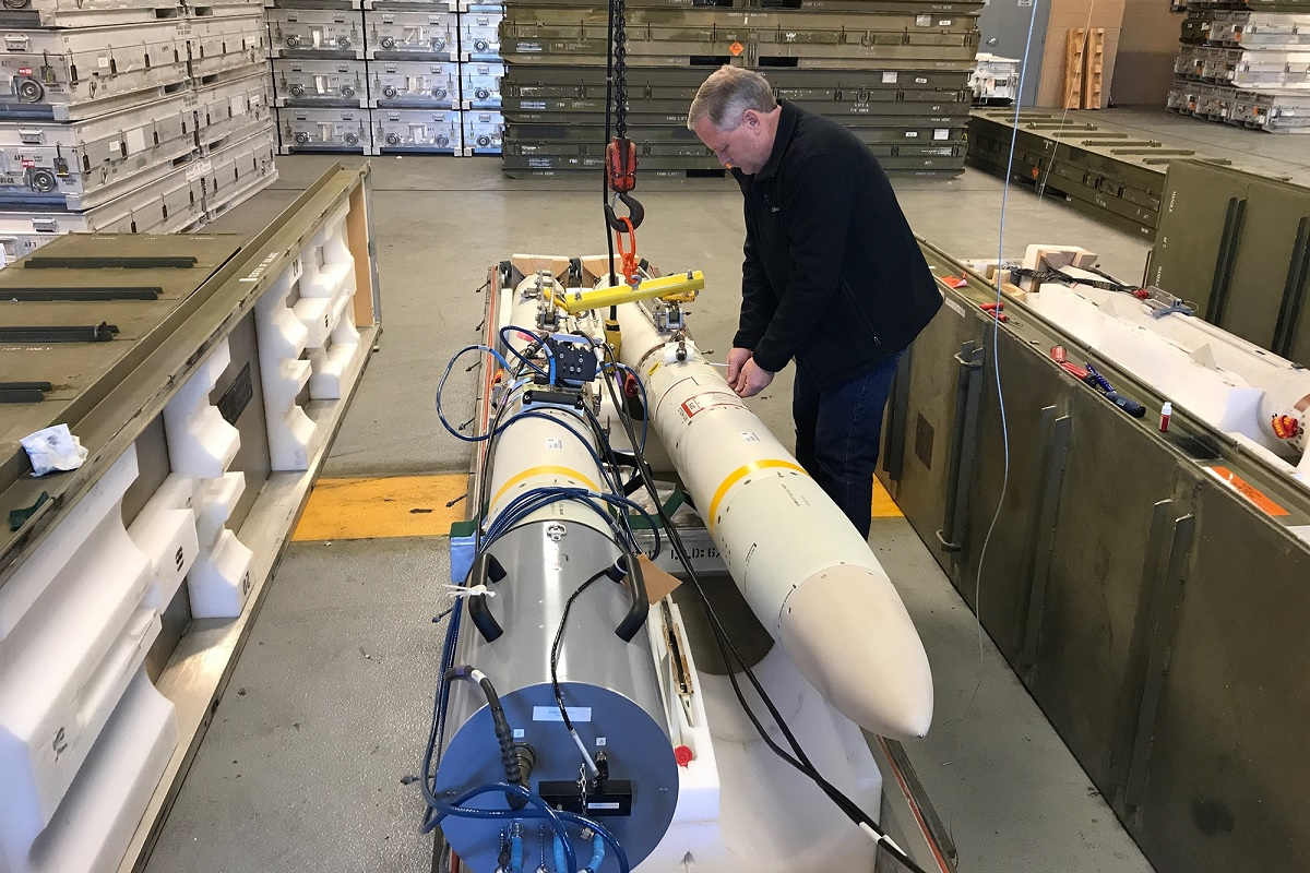 New Missile for F-35 almost Ready for Joint Strike Fighter Tests