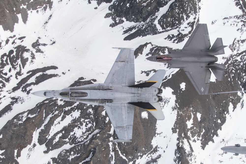 First operational F-35C squadron in the Marine Corps declared Safe-For-Flight