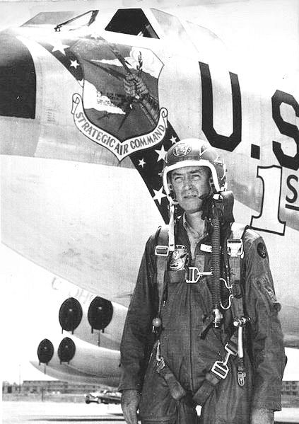 When Jimmy Stewart flew B-52's in Vietnam: the Story of the Hollywood Star who became an Air Force 2-Star General