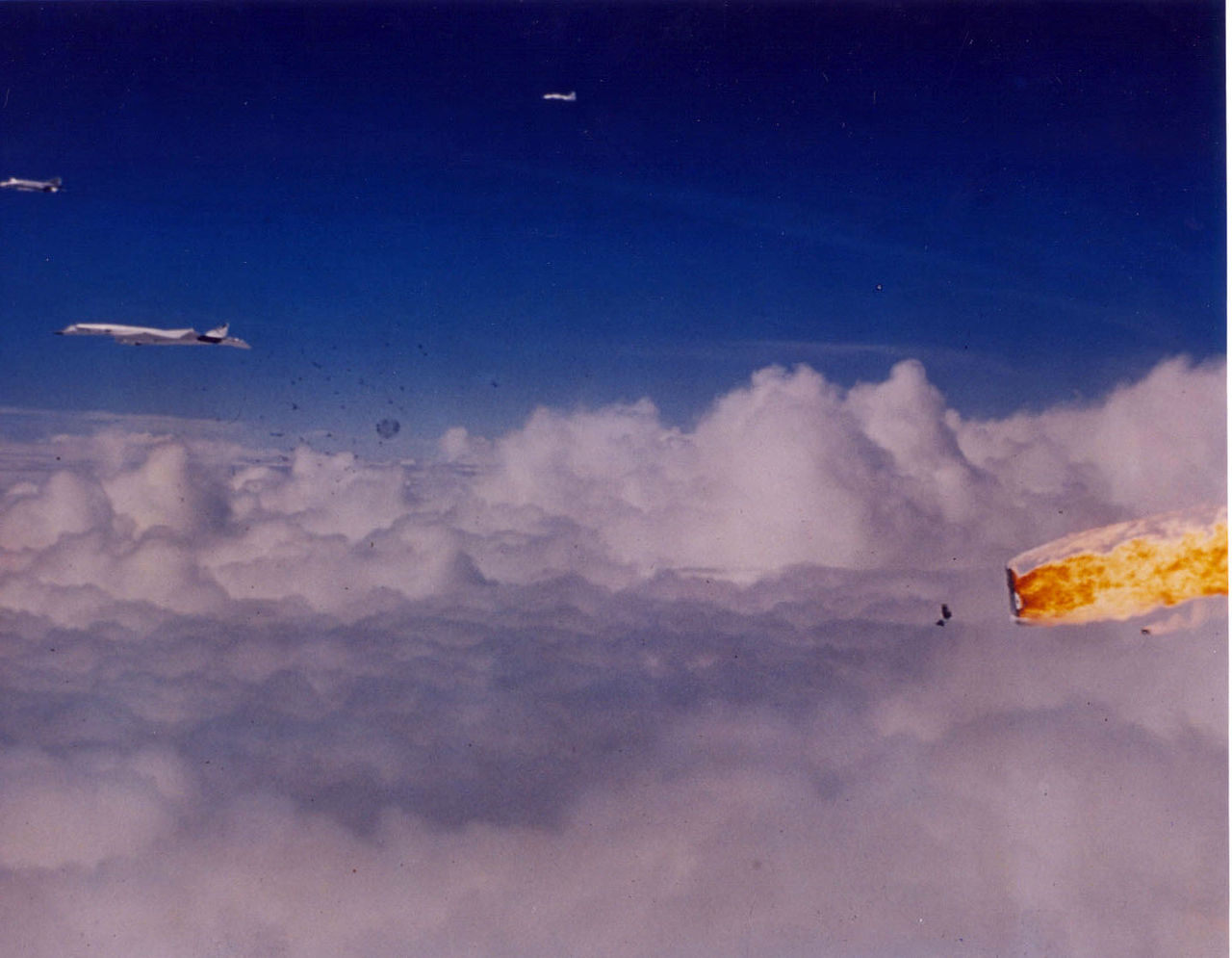 Valkyrie Down: the unsolved mysteries behind XB-70 AV2 Crash