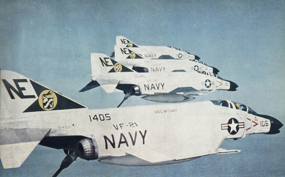 Phantom Vs Tomcat: RIO who Flew Both the F-4 and the F-14 tells which one was the better fighter