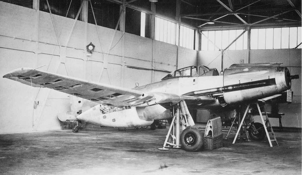 The story of the Blohm & Voss BV 155, the Messerschmitt Bf 109 on Steroids that Never Was
