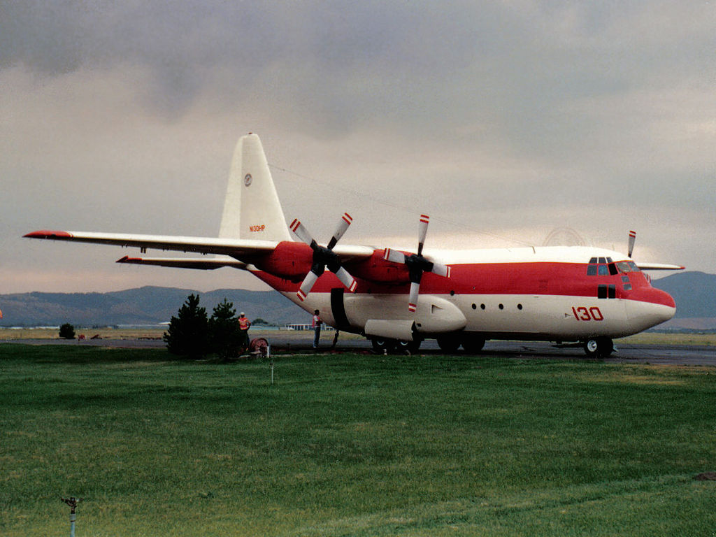 The sad story of Tanker 130, the C-130 whose wings fall off during the 2002 fire season