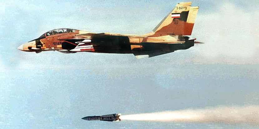 Former IRIAF F-14 Pilot explains how he was able to dodge 20 Matra missiles fired at his Tomcat by Iraqi Fighter Jets