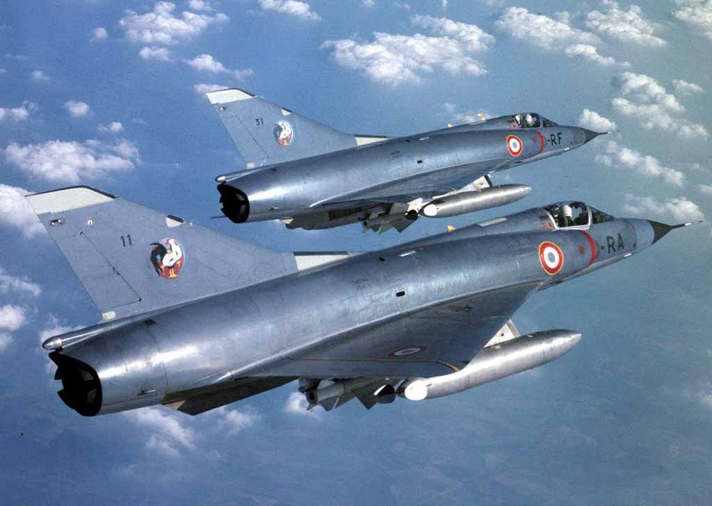 That time a French Mirage III unintentionally buzzed (and scared) a U-2 flying at 65,000ft during a mission aimed to monitor France's nuclear facilities