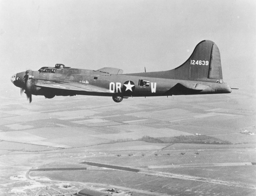 Project Castor: the story of B-17 and B-24 bombers converted into flying bombs and aimed to destroy Luftwaffe's V-1 sites