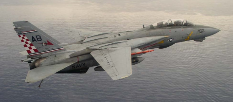 Tomcat finale: the last ever carrier ops of the original F-14A model and why the Fighting Checkmates are the US Navy's last and only fighter squadron