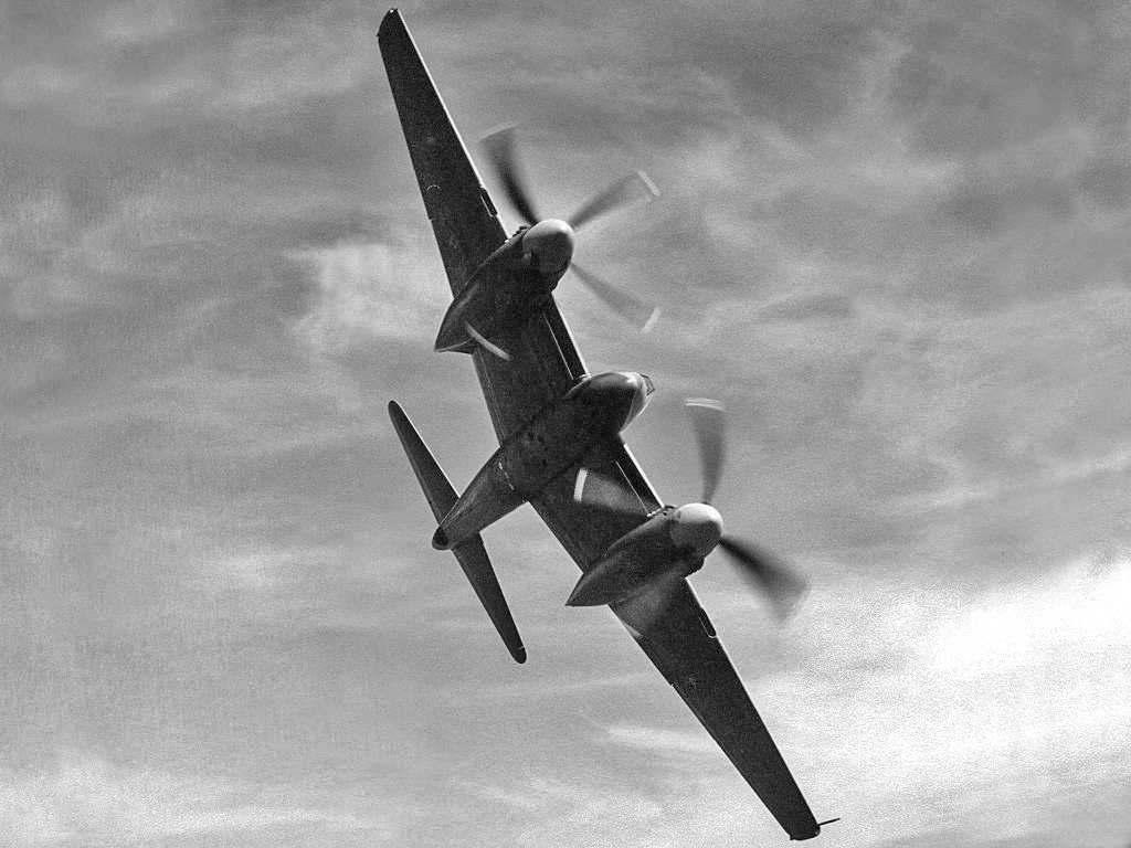 The story of the de Havilland Hornet, the cool, forgotten successor of the famous Mosquito