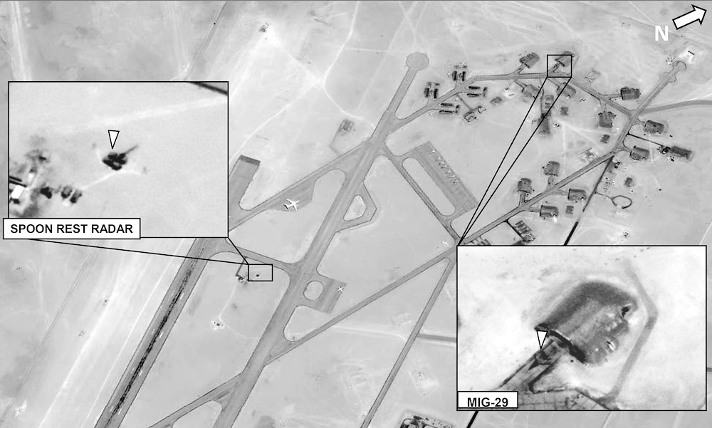 Use of Contracted Russian Fighter Jets in Libya intensifies risk of civilian casualties