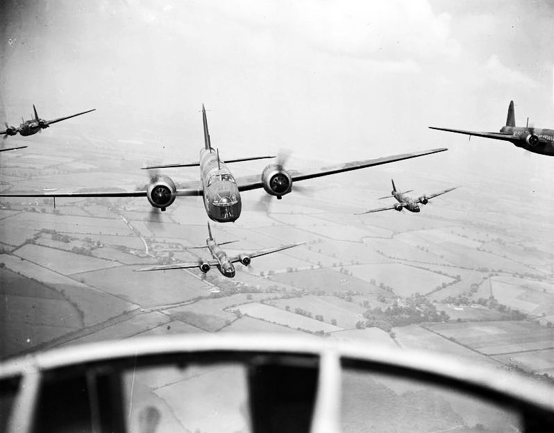 """The story of Operation Millennium: the first RAF """"thousand bomber raid"""" against Nazi Germany"""