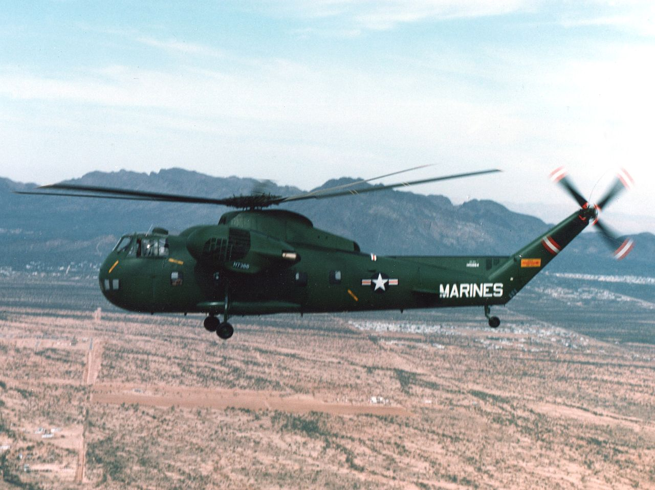 Here's why the CH-37 Mojave is (probably) the worst military helicopter ever made