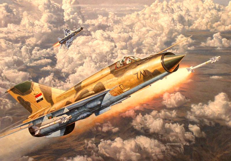 The Iraqi MiG-21 F-14 Killer than never was: the story of the MiG-21 Jay Fighter