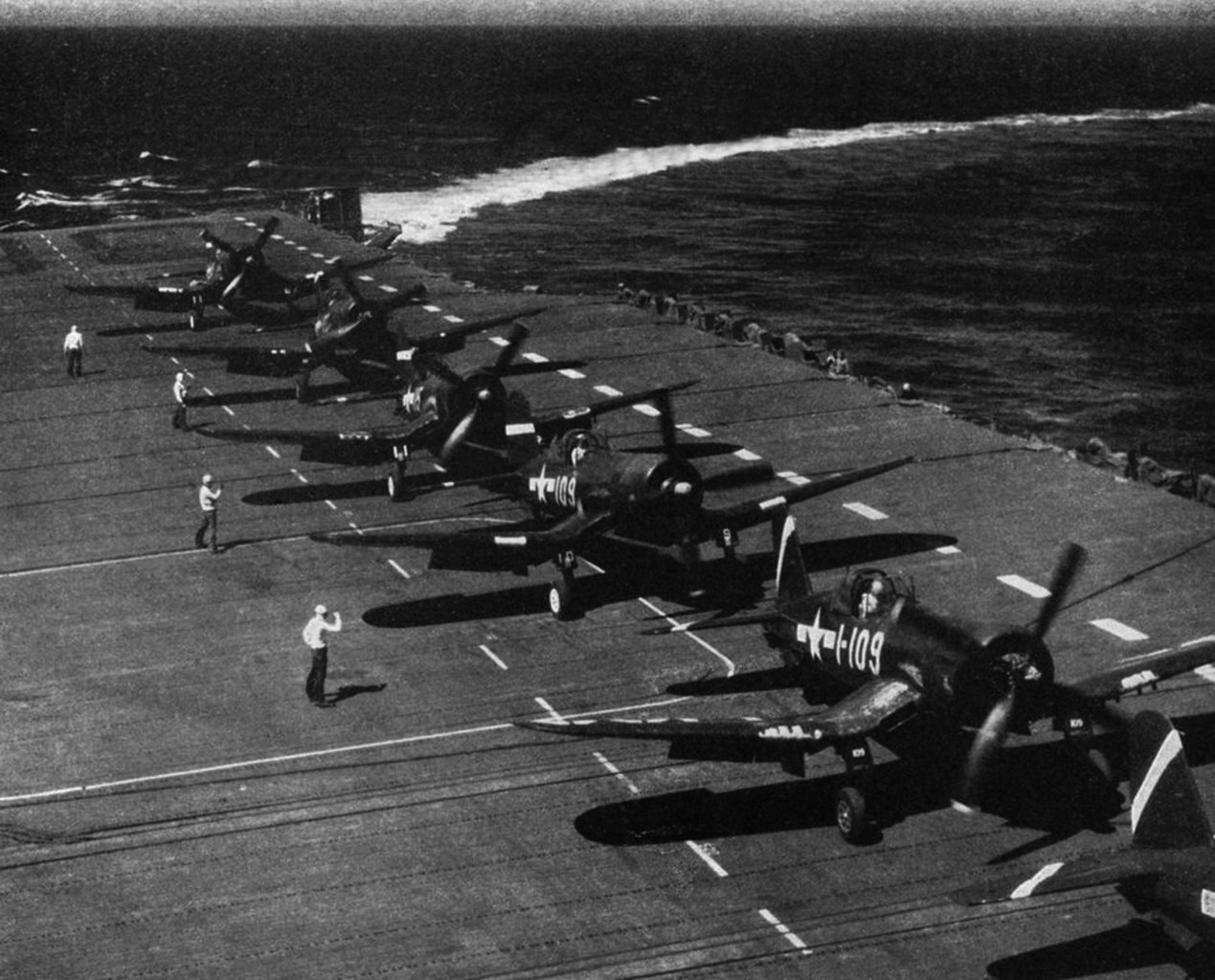 Here's how the Royal Navy fixed the F4U shortcomings for which the US Navy deemed the Corsair unsuitable for aircraft carrier operations