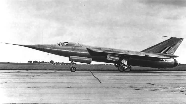 Meet the Fairey Delta 2, the British supersonic research aircraft that led to the development of the French Dassault Mirage III