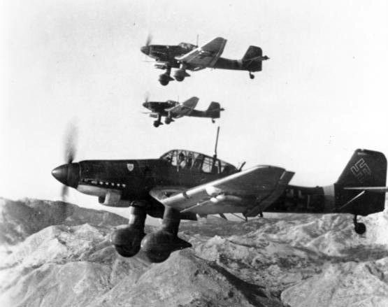 Here's why Luftwaffe lost 20% of its Ju 87 Stuka dive bombers during the Battle of Britain even though they were escorted by fighters