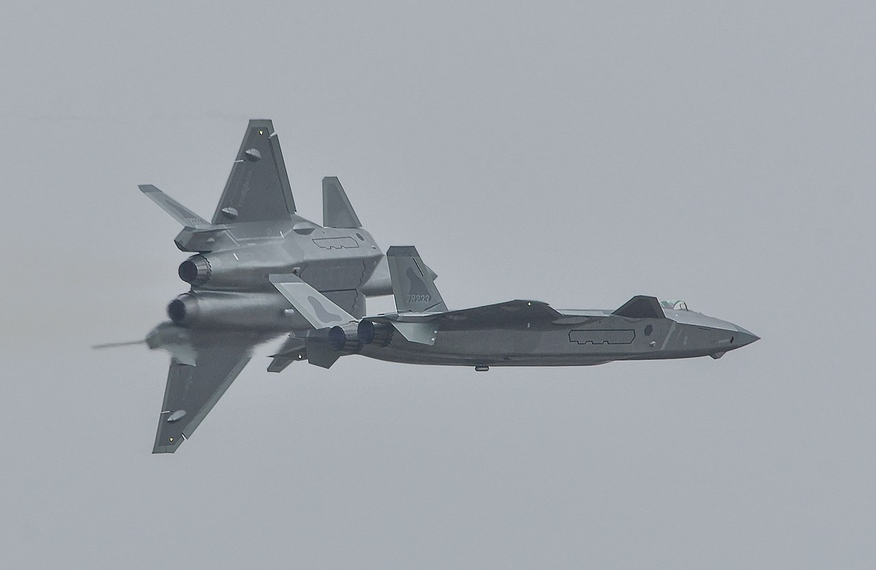 PLAAF J-20 pilot allegedly scored 17:0 in training exercise