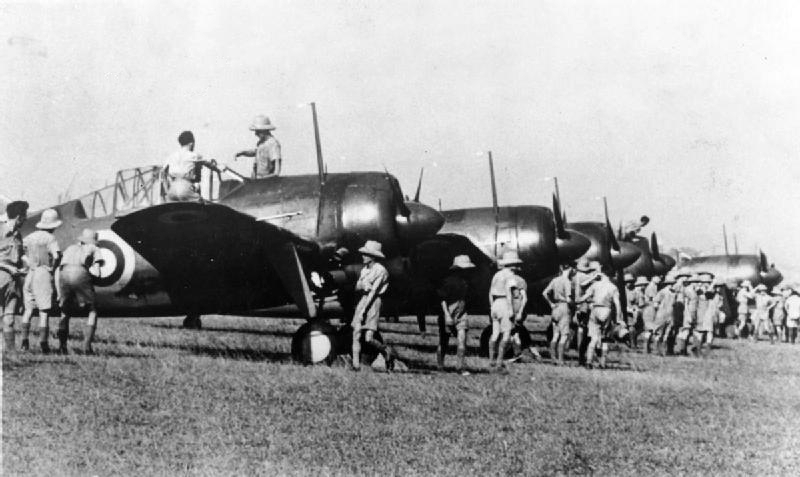 Buffalo flop! The story of the Brewster F2A, the aircraft deemed superior to Grumman's F4F but that was totally outclassed by Japanese fighters