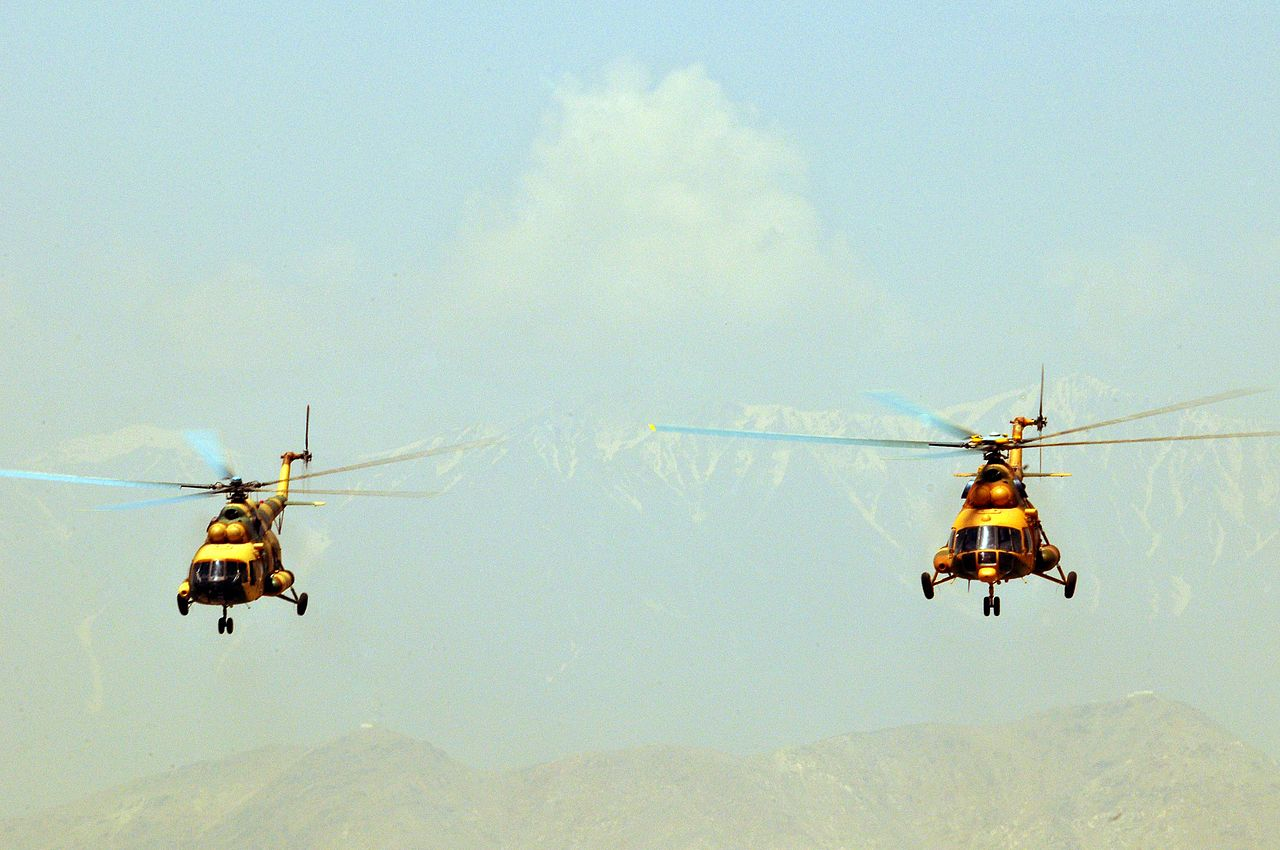 The Story of the Islamic Emirate of Afghanistan Air Force, the most potent branch of the Taliban military