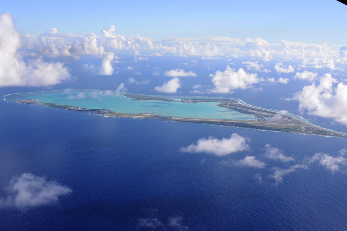 USAF to modernize Wake Island Airfield for Pacific Operations