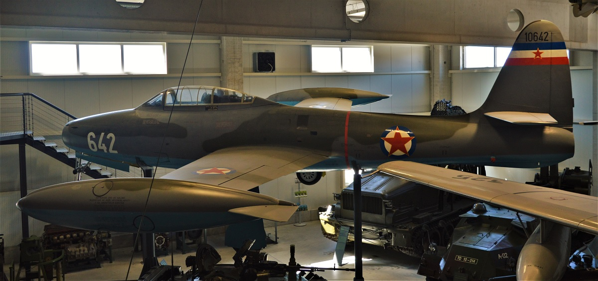 Italian F-84Gs Vs Yugoslav F-84Gs: how Italian and Yugoslav Thunderjets almost fought each other during Trieste crisis's air war that never was