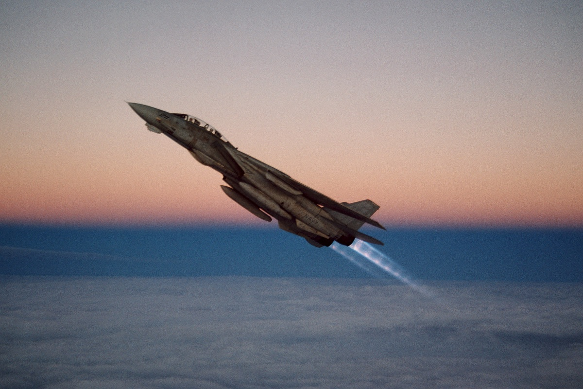 """Q&A with a former F-14 Tomcat RIO: Dave """"Bio"""" Baranek answers your questions"""