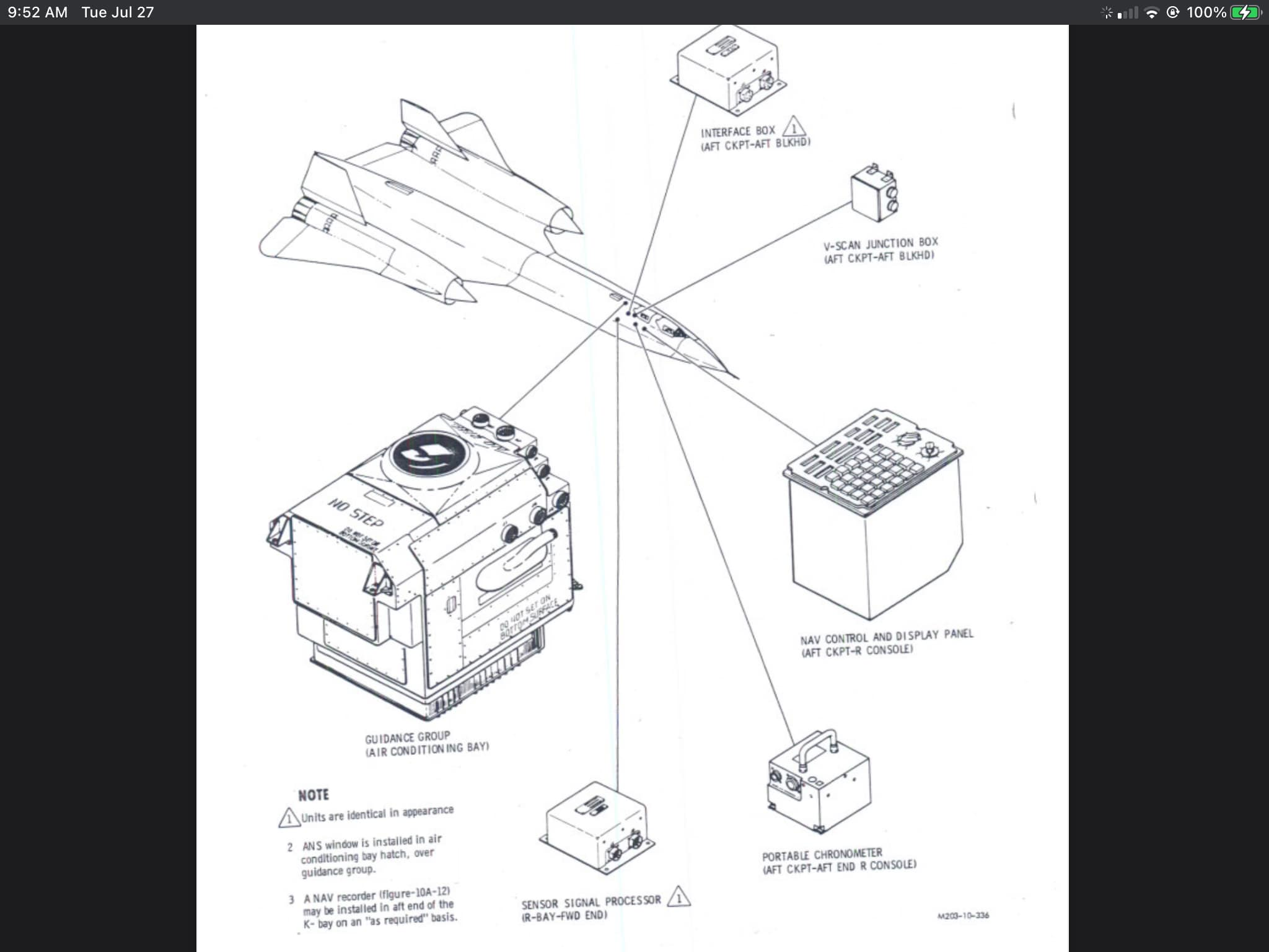 The SR-71 Astroinertial Navigation System, aka R2-D2, was crucial in Blackbird mission. Here's why.