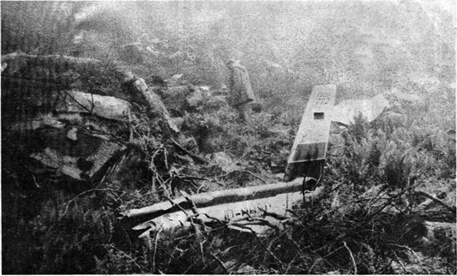 The tragic fate of Airwolf Bell 222: destroyed due to pilot error a few years after the show ended