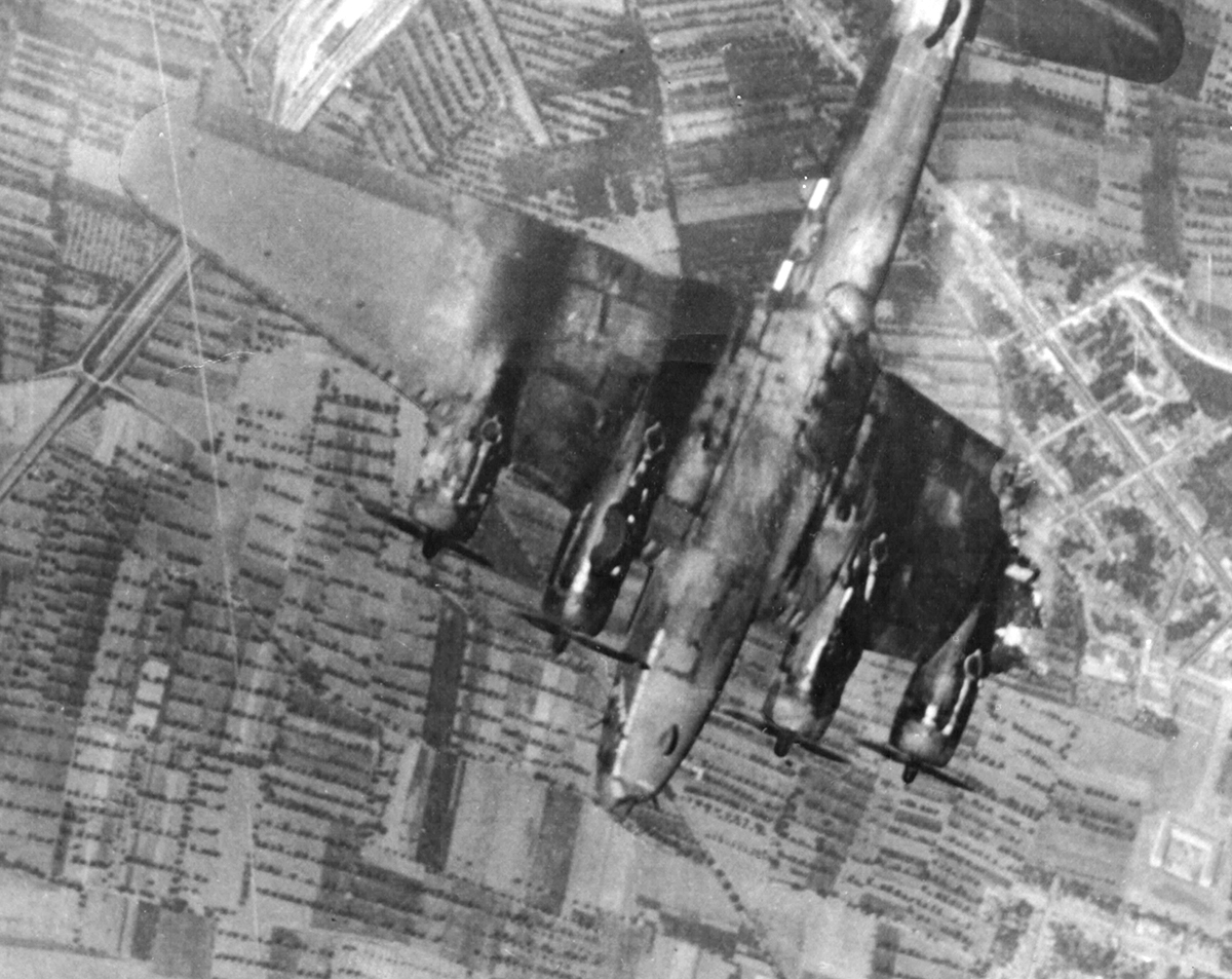 Remembering the Schweinfurt-Regensburg Mission, USAAF's most disastrous air battle to date.