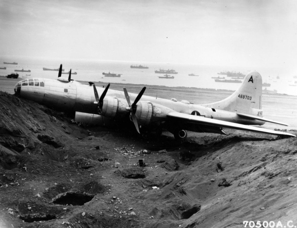 Former C-87 pilot remembers the disastrous beginning of B-29 operations against Japan