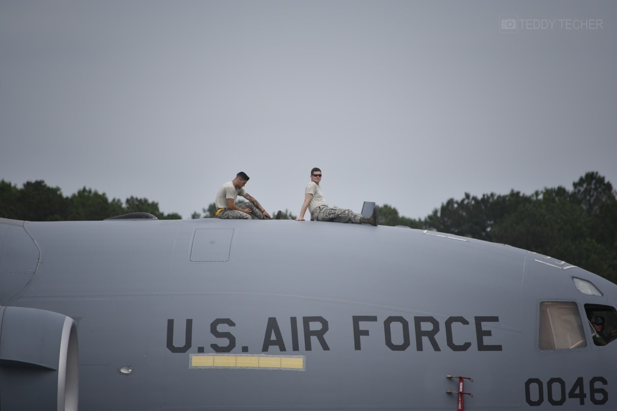 More details about Reach 871, the USAF C-17 that safely evacuated 640 Afghans fleeing from Taliban