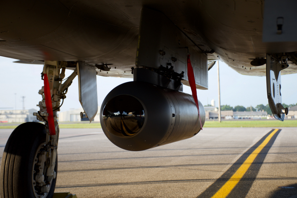 F-15C shot down QF-16 with AIM-120 cued by Legion Pod IRST for the first time