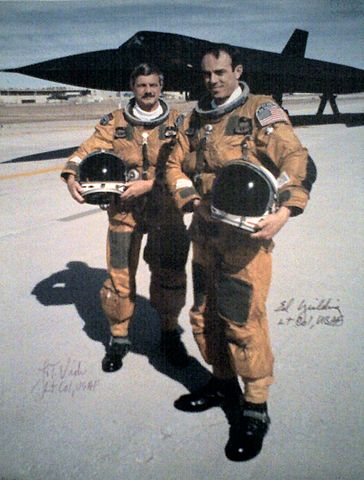SR-71 pilot tells the story of when he and his RSO set four speed records flying from L.A. to D.C. in less than 65 minutes during their final flight in the Blackbird
