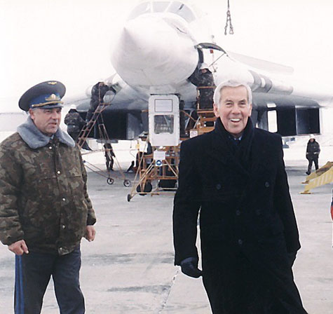The story of when the US tried to buy three Tu-160 strategic bombers for use as launch platforms for Pegasus Space Launch Vehicle
