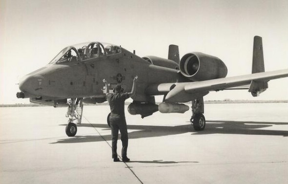 The story of the YA-10B (formerly Night/Adverse Weather A-10) the only the only two-seat Warthog ever built