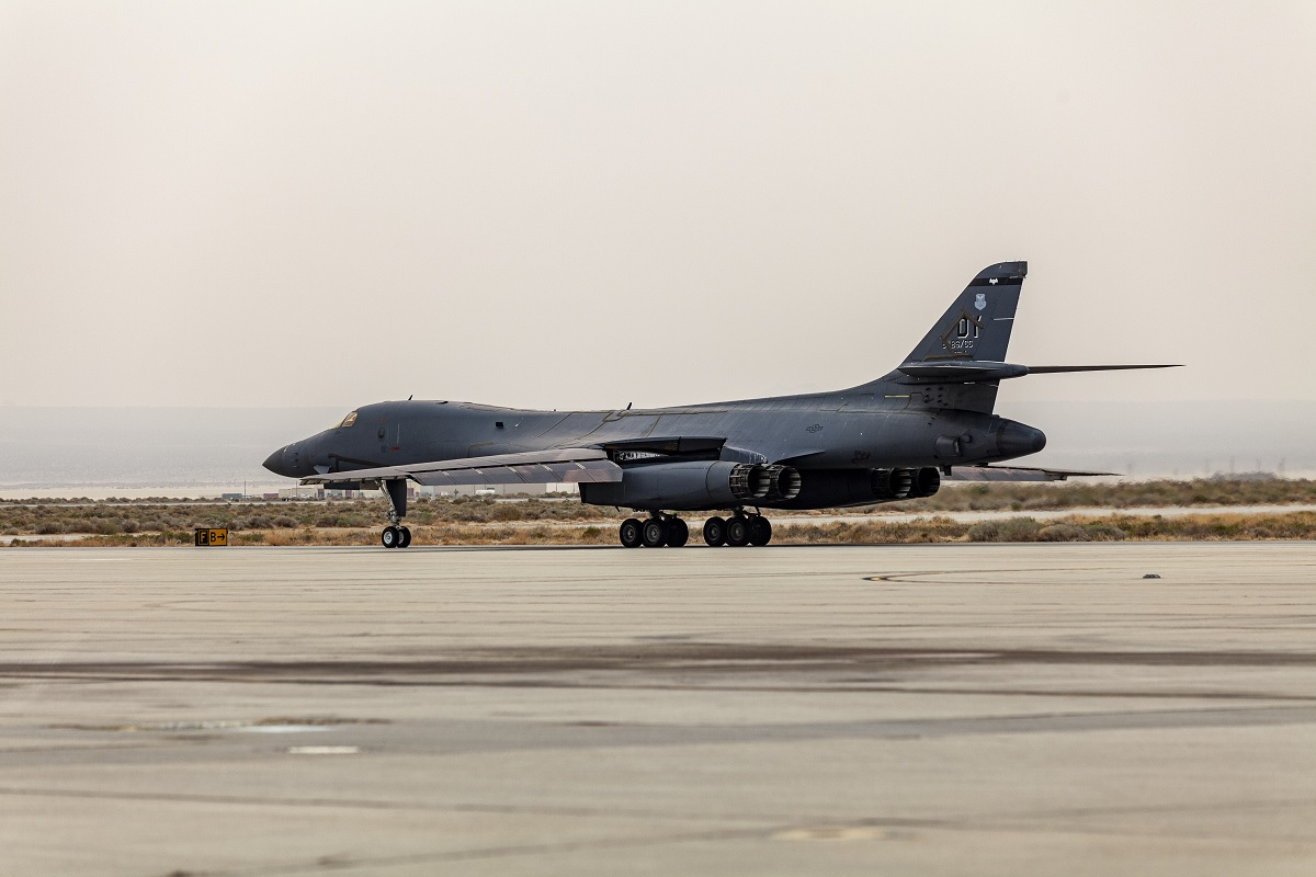 With last Bone flying to the boneyard at Davis-Monthan AFB, USAF concluded its divestiture of 17 B-1B Lancers