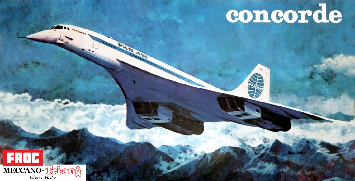 The forgotten story of when Pan Am evaluated the Concorde and its crews pushed it to Mach 2.6
