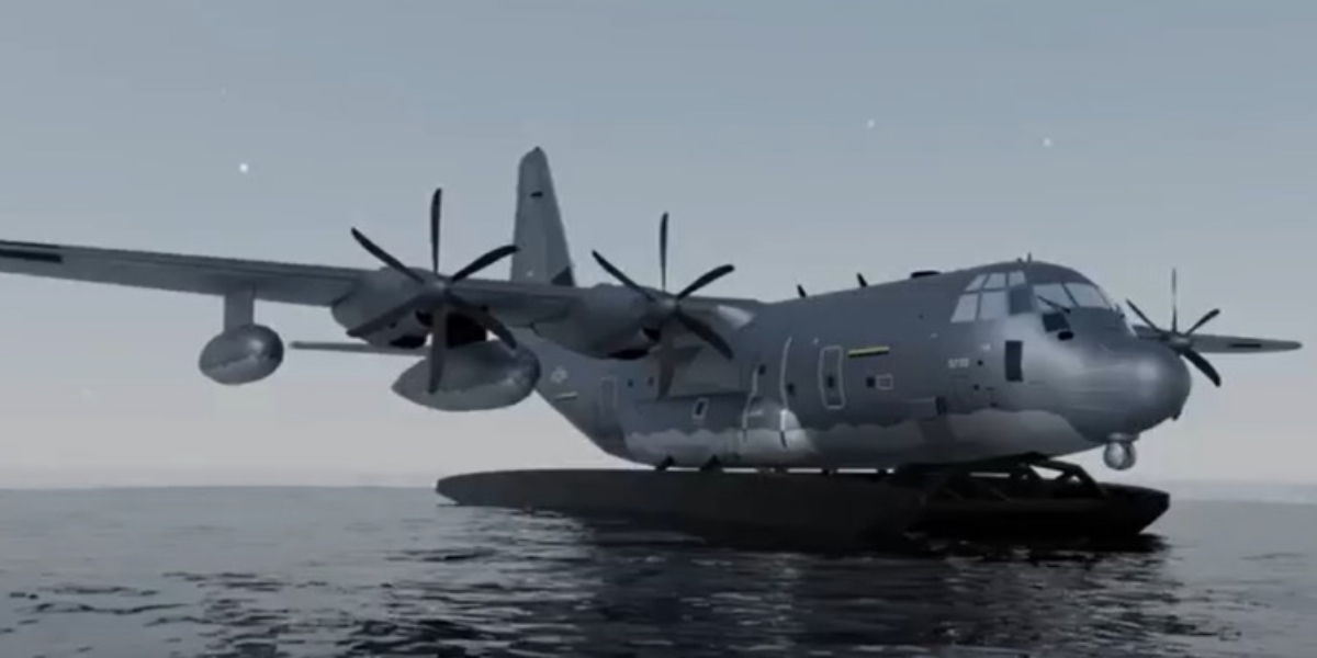 AFSOC aims to fly an MC-130J Commando II Amphibious Capability prototype in 17 months