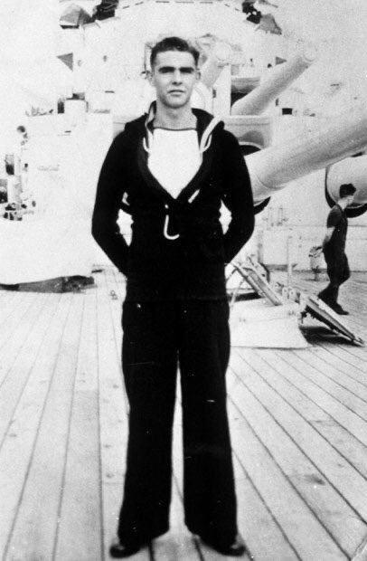 James Bond is a naval officer. Now Daniel Craig is too. But the only 007 actor to actually have served in the Royal Navy was Able Seaman Sean Connery.