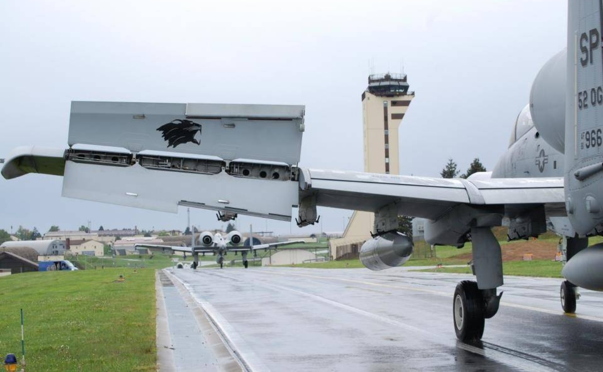 """A-10 pilot tells the story of when he """"oversped"""" the Warthog. And he explains why the A-10 can """"shrug off"""" just about anything including going too fast."""