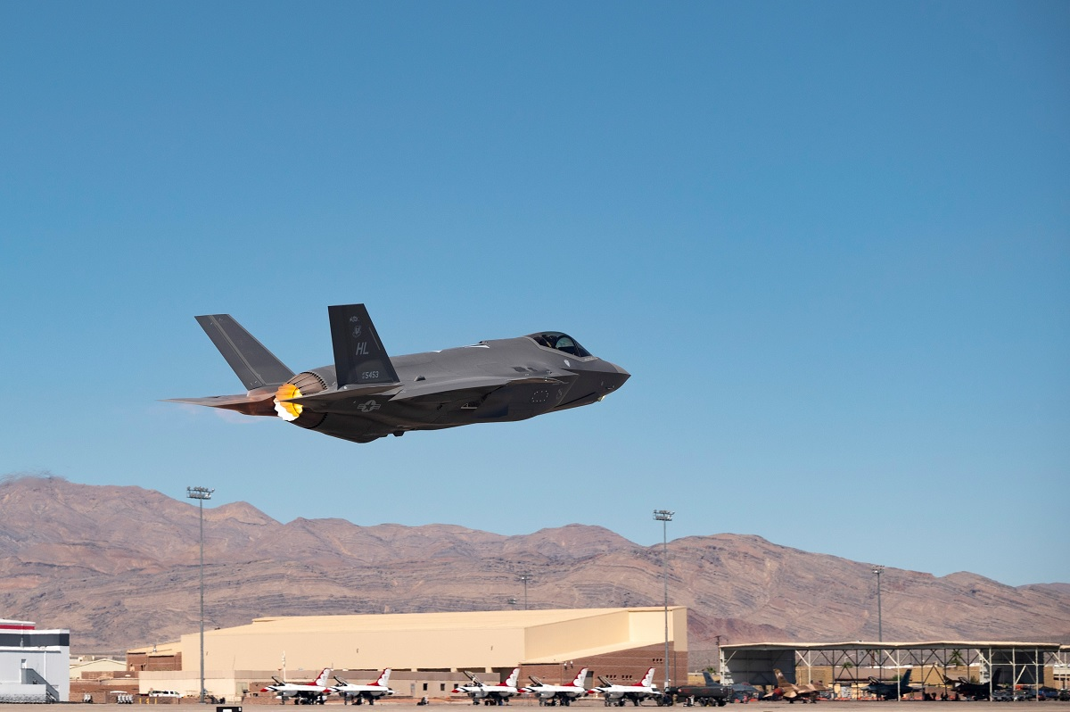 F-35A drops mock B61-12 nuclear bomb for first time completing final flight test of the nuclear design certification process