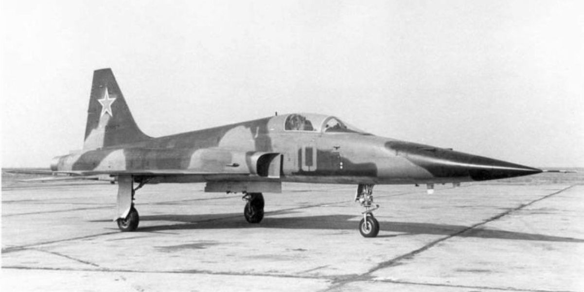 Soviet Pilot who test flew captured F-5 against MiG-21, MiG-23 explains why the Tiger beat the Fishbed, Flogger in every engagement