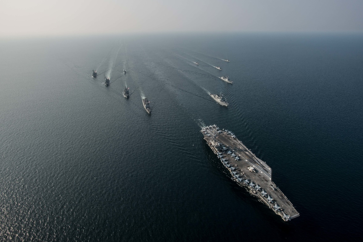 As Chinese Admiral says his Country should sink two American Aircraft Carriers, the U.S. Navy is ready to sign dual-Gerald R. Ford-class carrier Contract